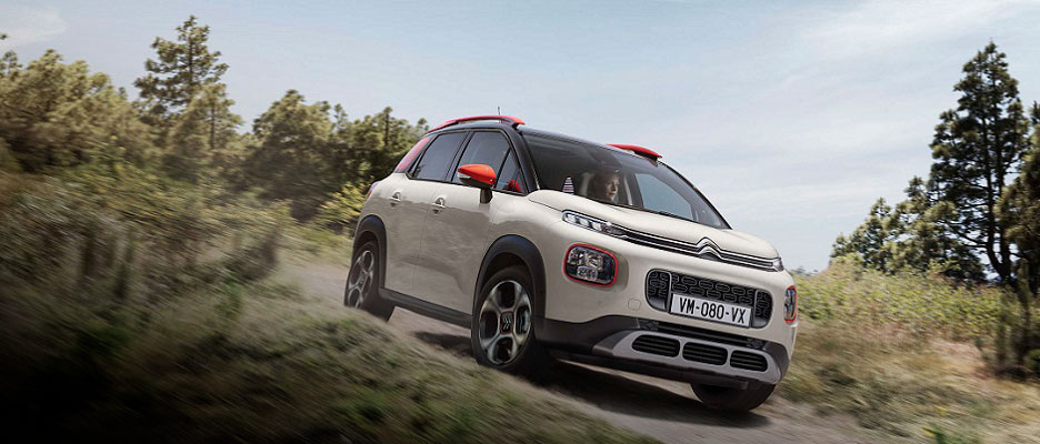 "<div class=""left-side bottom""> <div class=""inner""> <h1 class=""white-txt"">BRAND NEW IN 2018</h1> <p class=""white-txt"">THE NEW CITROEN C3 AIRCROSS SUV!</p>  </div> </div>"